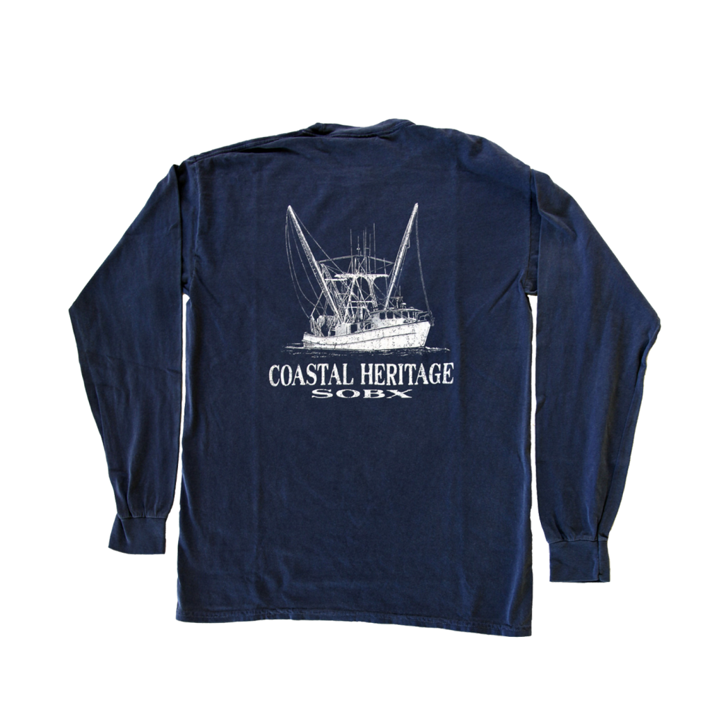 Blueprint Trawler Back LS
