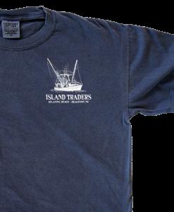 Blueprint Trawler Front