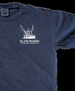 Blueprint Trawler Front LS
