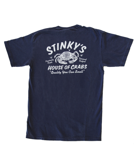 Stinkys House of Crabs Back