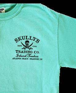 skullys trading company Front