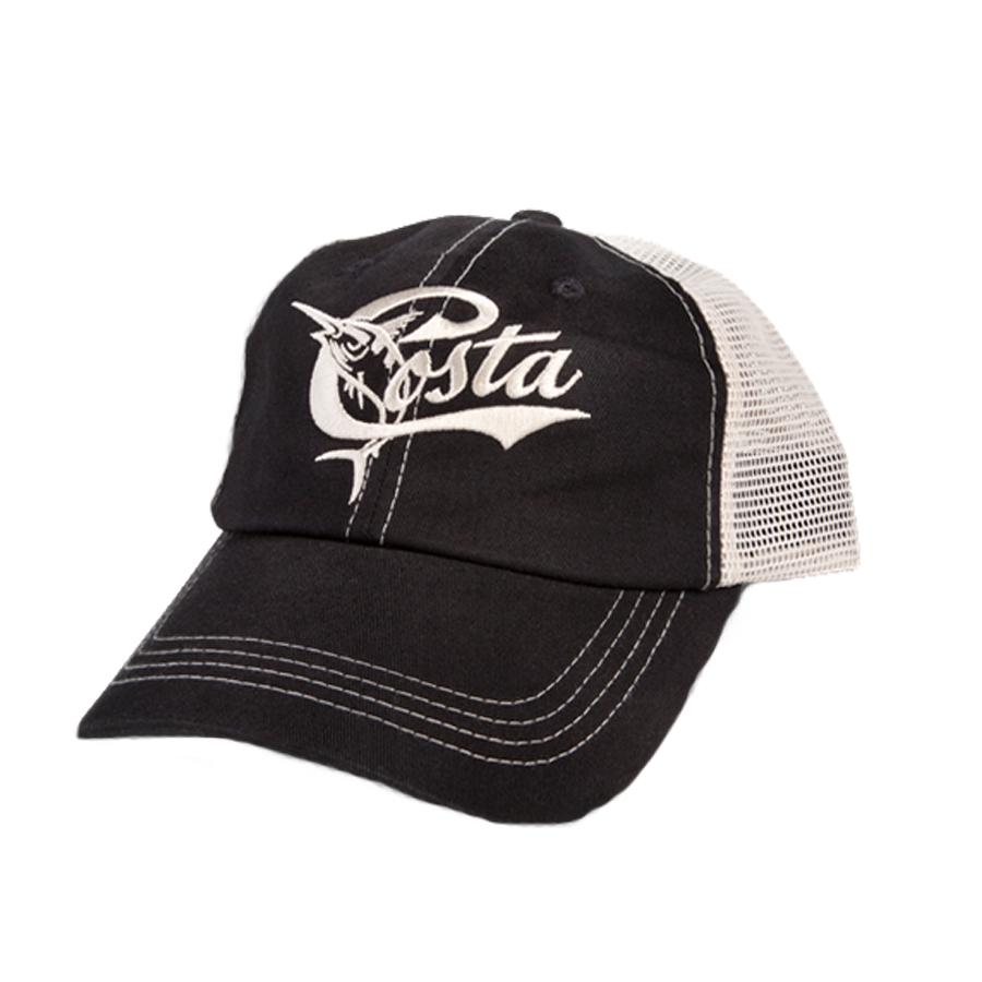 cb7b5921 Custom Retro Trucker Hats - Parchment'N'Lead