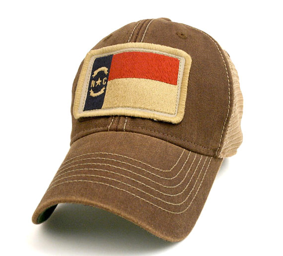 NC Flag - Legacy - Trucker Hat    Legacy Hats 6716084829a