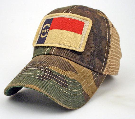 NC Flag - Legacy - Trucker Hat    Legacy Hats 951c3238071