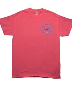 BluesBandBFT-SS-NeonCoral-FRONT